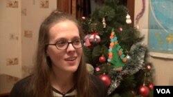 Волонтерка Корпусу миру США Ейприл Кетрін Мартін