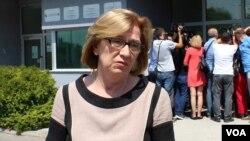 Azra Miletić je imenovana u Sud BiH 2004. godine, a suspendovana 2015. godine