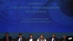 انسدادمنشیات کے لیے پاکستان اور اقوام متحدہ کا چار سالہ منصوبہ