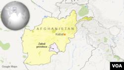 Provinsi Zabul, Afghanistan
