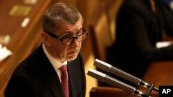 Прем'єр-мінінстр Чехії Андрей Бабіш