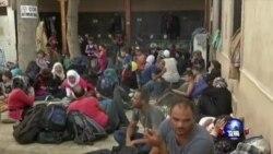 美国一些州州长要求拒斥叙利亚难民