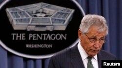 Bộ trưởng Quốc phòng Hoa Kỳ Chuck Hagel