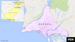 Karachi, Pakistan.