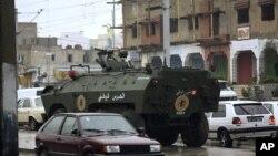 هێزهکانی پـۆلیس له تونسی پایتهخت بڵاودهبنهوه