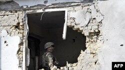 Văn phòng của UNHCR ở Kandahar bị hư hại trong vụ tấn công tự sát hôm 31/10/11