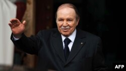 Shugaba Abdelaziz Bouteflika