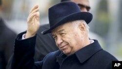 Tổng thống Islam Karimov đã lãnh đạo Uzbekistan bằng bàn tay sắt từ năm 1989, ngay trước khi Liên Xô tan rã.