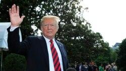 ႐ု႐ွားကို G7 စည္းေ၀းပြဲဖိတ္ဖို႕ သမၼတ Trump လိုလား