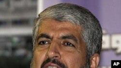 فلسطین: خالد مشال کا انتخاب سے دست برداری کا اعلان