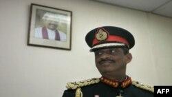 Ông Sarath Fonseka, cựu Tư Lệnh Quân đội Sri Lanka, bị mất ghế quốc hội, sau khi bị kết tội tham nhũng