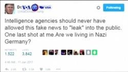Manchetes Americanas 11 Janeiro: Fuga de documentos sobre Trump causa celeuma na media