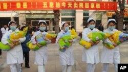Численность населения Китая превышает 1,34 миллиарда человек
