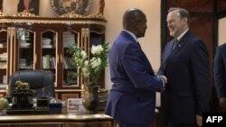 Tibor Nagy aborde la question des futures élections avant son départ de Bangui