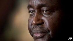 L'ancien président centrafricain, François Bozizé