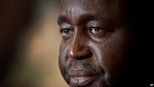 Deposed CAR President, Francois Bozize Francois Bozize, Jan. 8, 2013. (AP Photo/Ben Curtis)