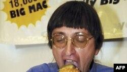 SHBA: Kampioni i Big Mac-ut konsumon hamburgerin numër 25.000