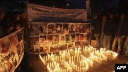Международный День прав человека. Индия. Кашмир. 10 декабря 2009 года