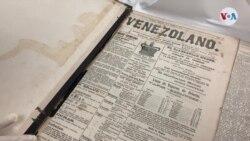 El archivo histórico de Venezuela en Trinidad y Tobago