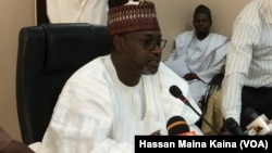 Suleiman Husseini Adamu Ministan Albarkatun Ruwa na Najeriya