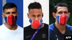 Фудбалерите Нејмар, Паредес и Ди Мариа позитивни на Ковид-19