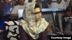 صوفیا رامیار، رئیس اجراییه نهاد اندیشه وران