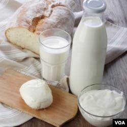 Mereka dengan berat badan rendah menyerap kalsium, termasuk kalsium dalam susu, lebih banyak dibandingkan mereka dengan berat badan tinggi.