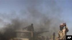 لیبیائی فوج کلسٹر بم استعمال کر رہی ہے: ہلری کلنٹن