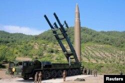 qitələrarası balistik raket