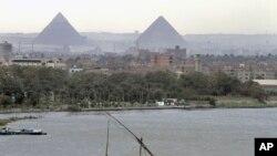 Le Nil en Egypte, pays qui redoute de perdre une partie des eaux du Nil
