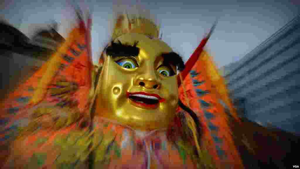 Ритуальная маска