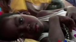 儿童成为中非共和国战斗受害者