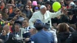 Papa Francisco viaja a Tierra Santa