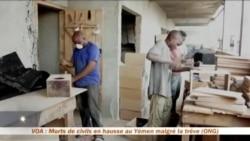 La lutte d'un artisan contre le chômage et le déforestation