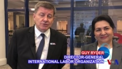 Exclusive: ILO Director-General in Uzbekistan