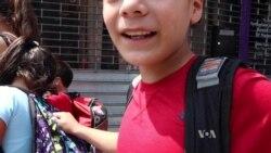 Guatemalteca separada de sus hijos recupera custodia