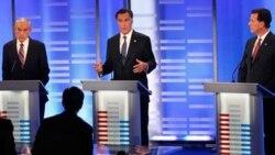 رقبای جمهوری خواه انتخابات ریاست جمهوری آمریکا بار دیگر در نیوهمشایر مناظره کردند