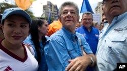 El presidente del Poder Legislativo, diputado Henry Ramos Allup, explicó el porqué la Asamblea Nacional puede iniciar el procedimiento.