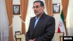 이란 최고국가안보회의 알리 샴카니 사무총장. (자료사진)