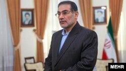 علی شمخانی دبیر شورای عالی امنیت ملی ایران
