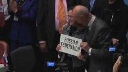 تلاش های روسيه در جهت ايفای نقشی ممتاز تر در صحنه بين المللی