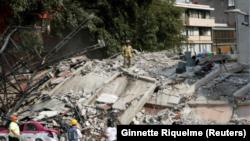 عملیات نجات در ساحات زلزله زده به شدت ادامه دارد