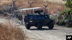 Motar sojoji ta datse kan iyakar Turkiya da Siriya bayan hare-hare
