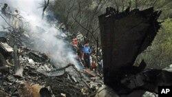 سقوط طیارۀ مسافر بری در پاکستان