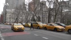 Выживут ли желтые нью-йоркские такси и их водители?