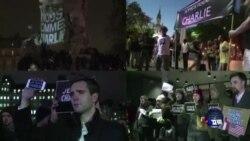 巴黎枪击案一嫌犯自首,各国谴责恐怖攻击