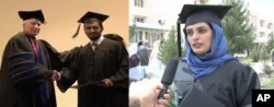 فراغت اولین دورۀ محصلین پوهنتون افغان امریکایی