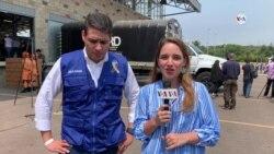 Diputado Olivares celebra llegada de ayuda humanitaria