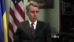 US Envoy: Advanced Weapons on Russia-Ukraine Border