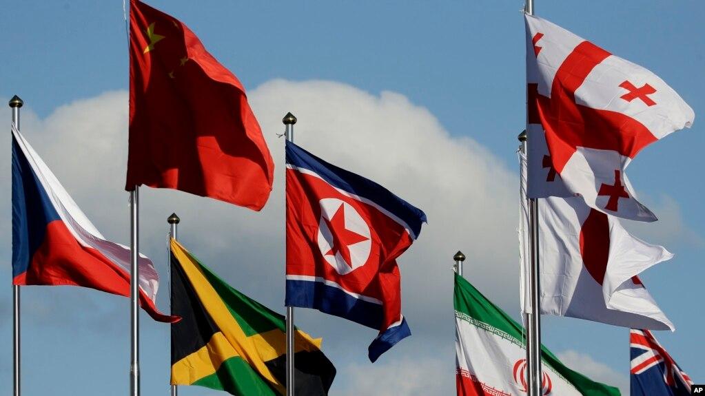 Lojrat Olimpike vënë në qendër të vëmendjes Phenianin